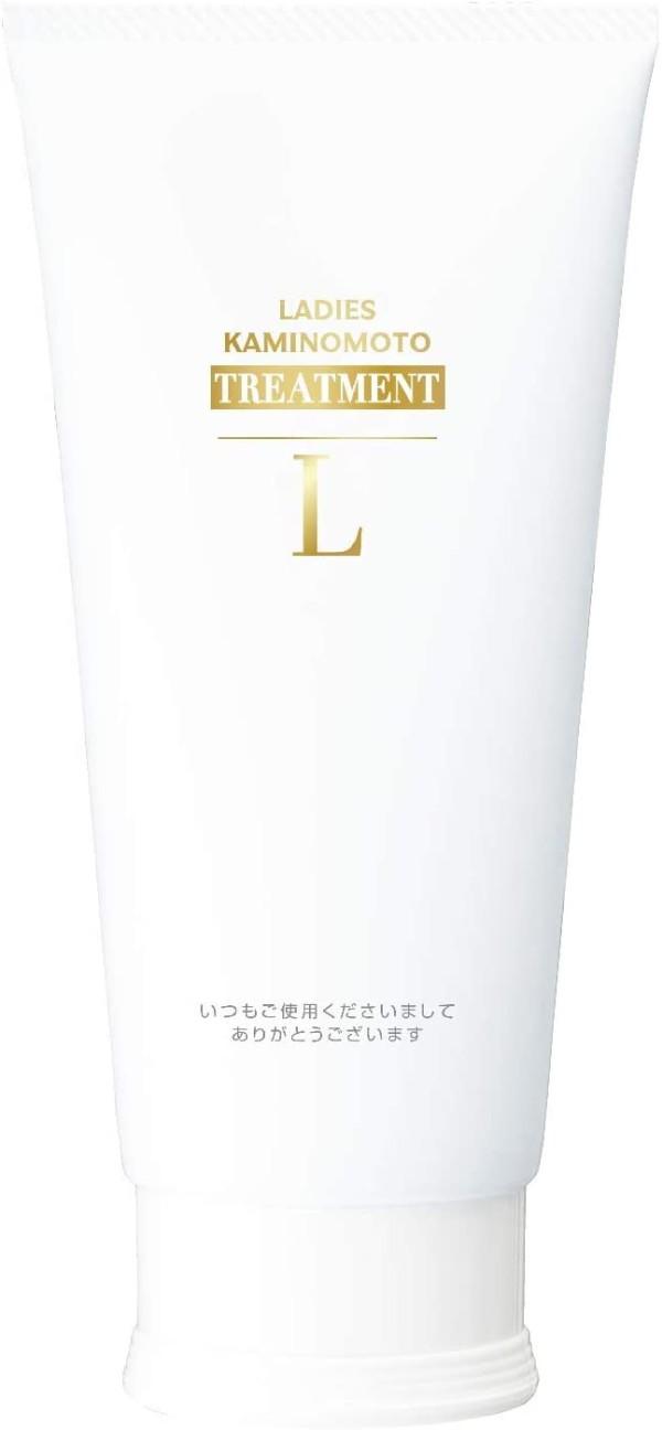Тритмент для тонких, лишенных объема волос Ladies KAMINOMOTO Treatment Magnolia Floral Fragrance