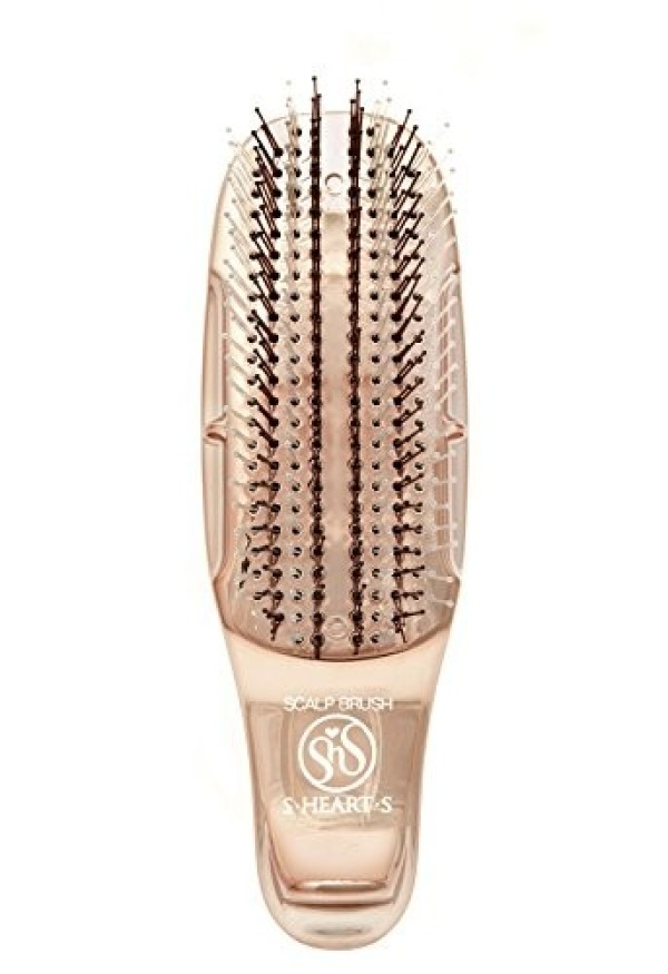 Расческа для волос Scalp Brush WORLD MODEL SHORT для улучшения роста волос и здоровья кожи головы
