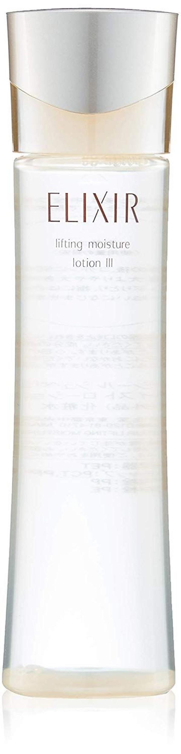 Увлажняющий лосьон для упругости кожи Shiseido ELIXIR SUPERIEUR Lifting Moisture Lotion III для сухой кожи