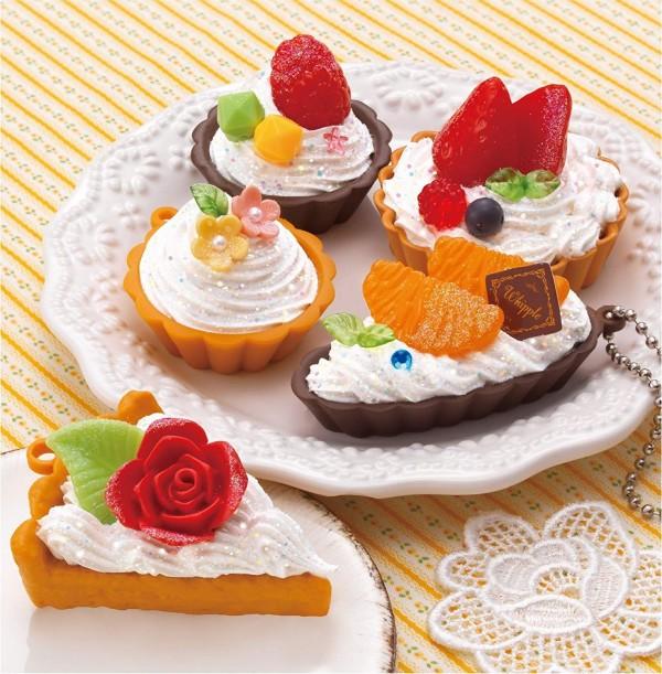 Epoch Хойпуру пирожные тарталетки