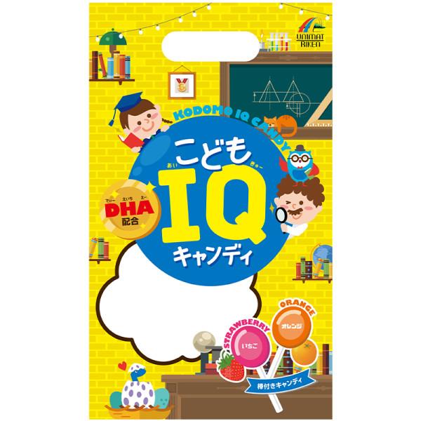 Детские леденцы с Омега-3 для мозговой активности IQ Candy DHA