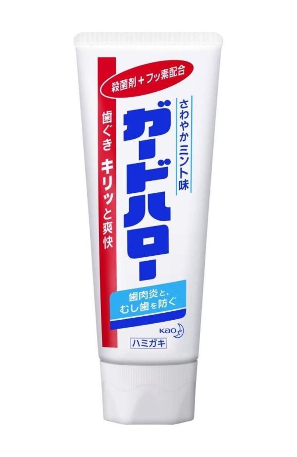 Освежающая зубная паста KAO Guard Hello Medicinal Toothpaste