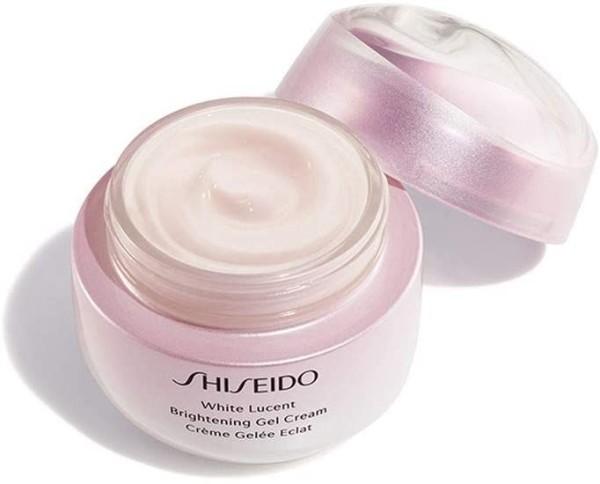 Осветляющий крем Shiseido White Lucent Brightening Gel Cream