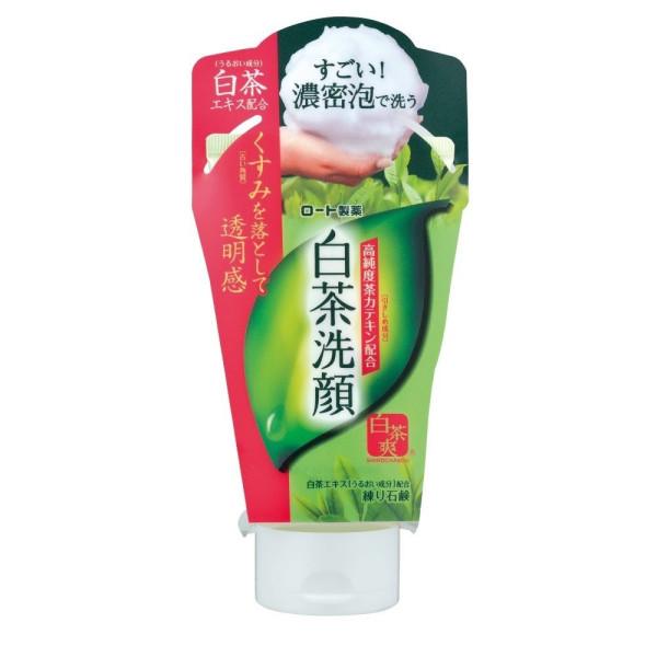 Жидкое мыло с белым чаем Shirocha Soap