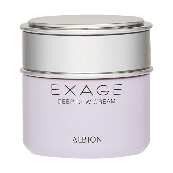 Глубоко увлажняющий крем для лица Albion Exage Deep Dew Cream