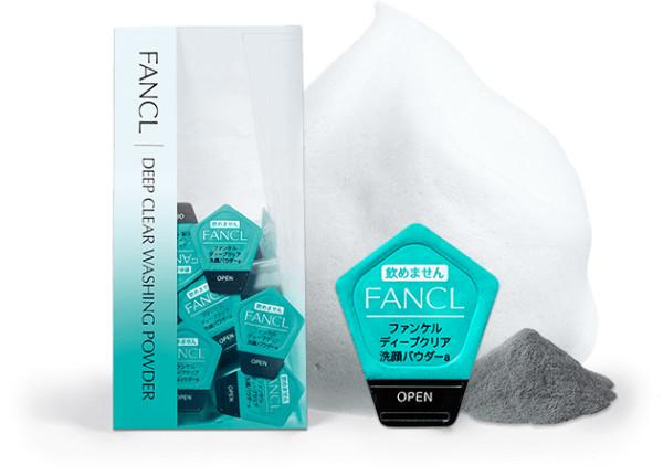 Очищающая энзимная пудра FANCL Deep Clear Washing Powder