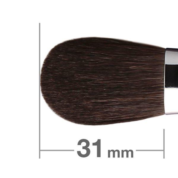 Кисть для хайлайтера HAKUHODO Highlighter Brush Round & Flat 213