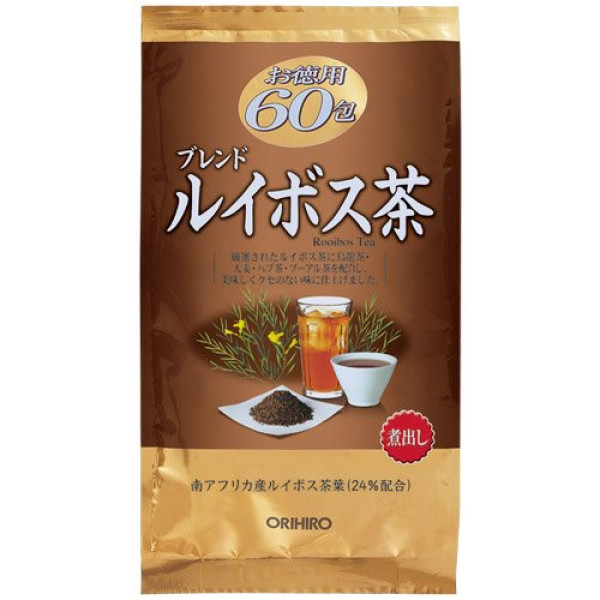 Чайная смесь Orihiro Virtue Blend Ruibosu Tea