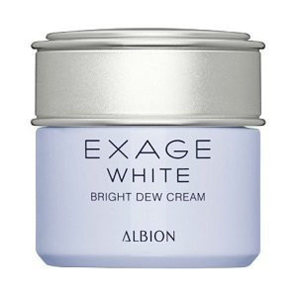 Отбеливающий крем для лица Albion Exage White Bright Dew Cream