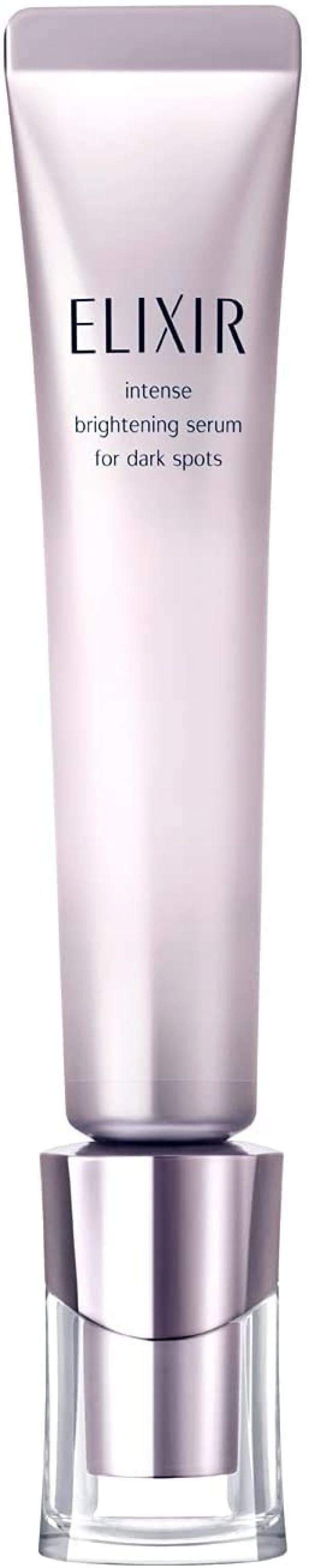 Отбеливающая сыворотка против пигментации Shiseido Elixir Intense Brightening Serum WT