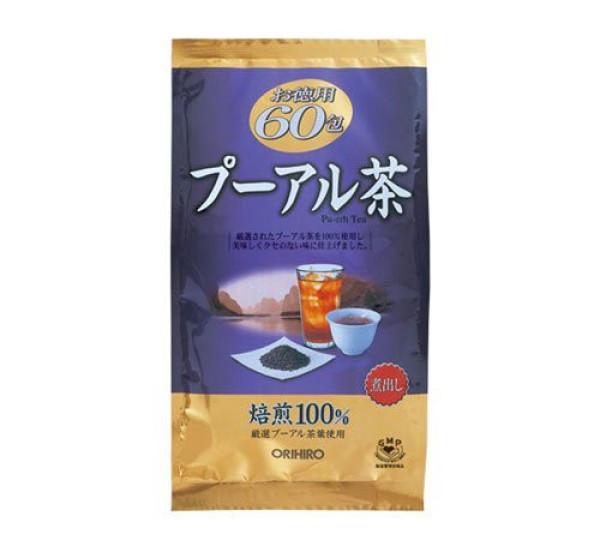 Чай Пуэр Orihiro Pu'er Tea