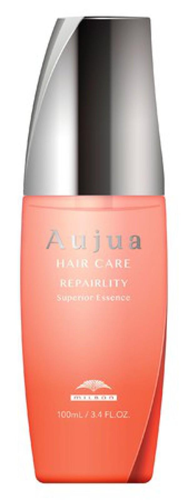 Несмываемая эссенция для восстановления волос Milbon Aujua Repairity Superior Essence