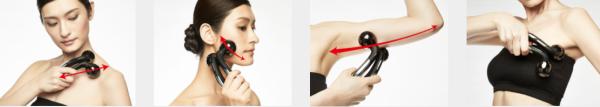 Массажер для лица и тела MTG ReFa ACTIVE