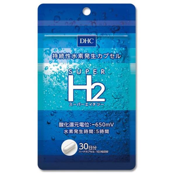 Комплекс для насыщения организма водородом DHC Super H2