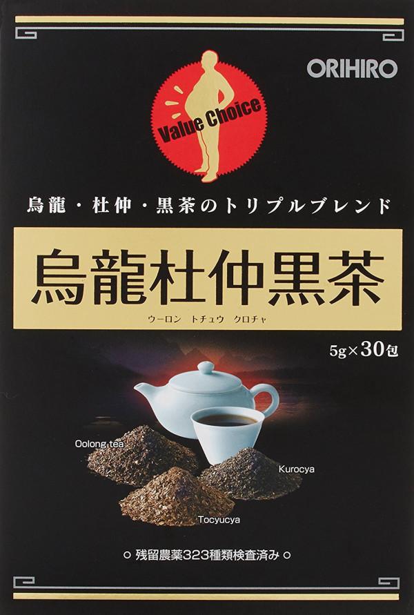 Черный чай Orihiro Oolong Du Jun