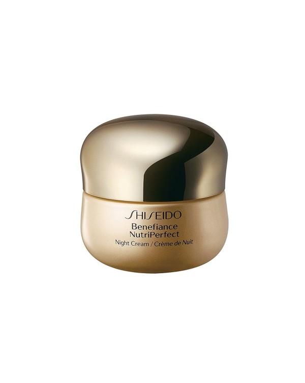 Увлажняющий ночной крем Shiseido Benefiance NP Night Cream