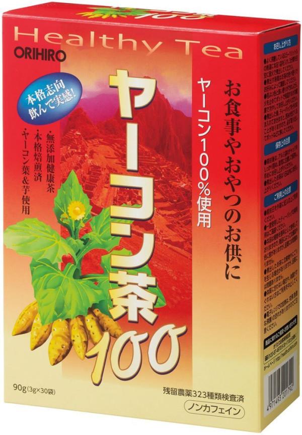 Чай Якон Orihiro Yakon Tea 100