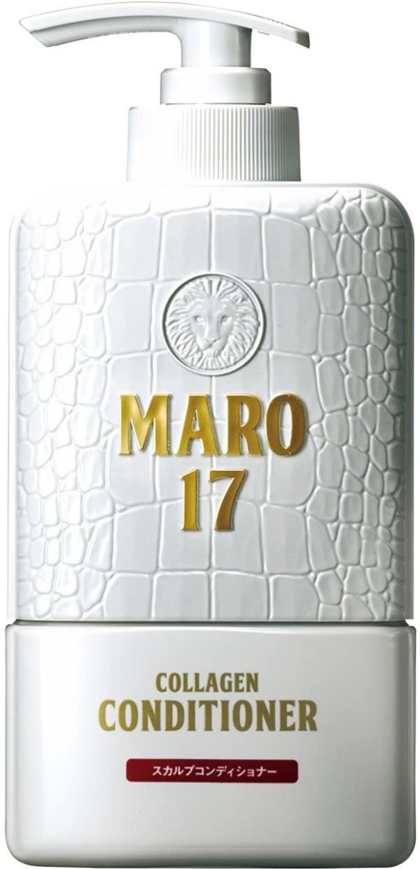 Восстанавливающий кондиционер с коллагеном для кожи головы MARO 17 Conditioner Collagen Men's
