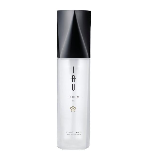 Масло LebeL IAU Serum Oil для придания блеска и гладкости волос
