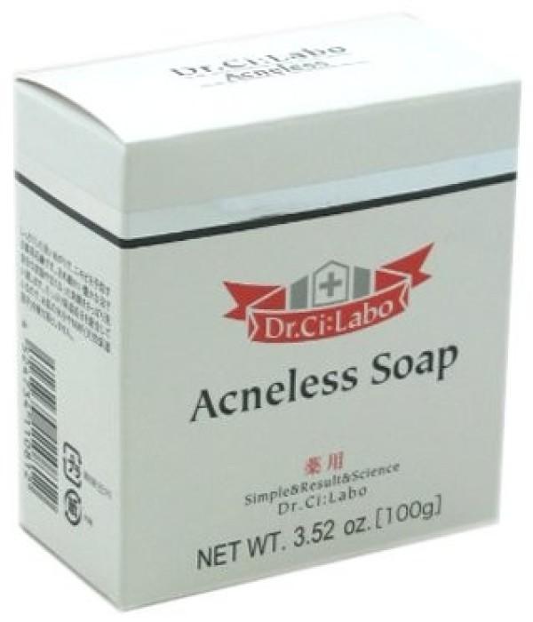 Лечебное мыло Dr.Ci:Labo против акне