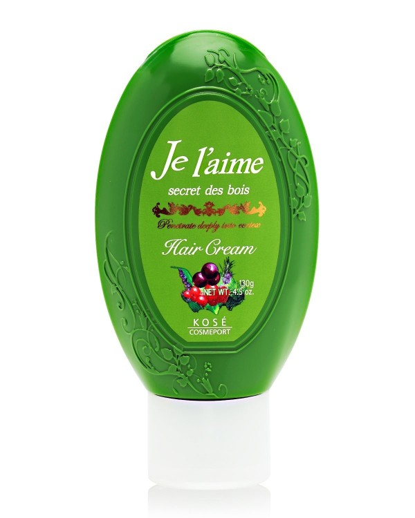 Крем для блеска волос Je l'aime secret  des bois Hair Cream KOSE COSMEPORT