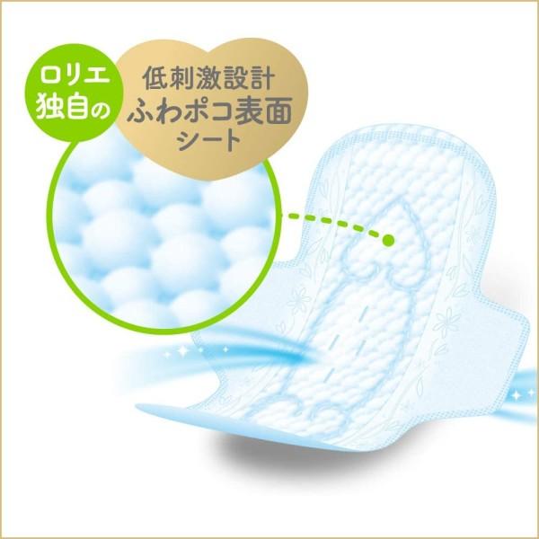 Женские гигиенические прокладки с крылышками KAO Laurier 20.5 см