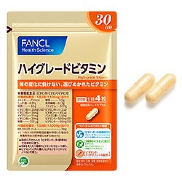 Мультивитаминный комплекс FANCL Премиум