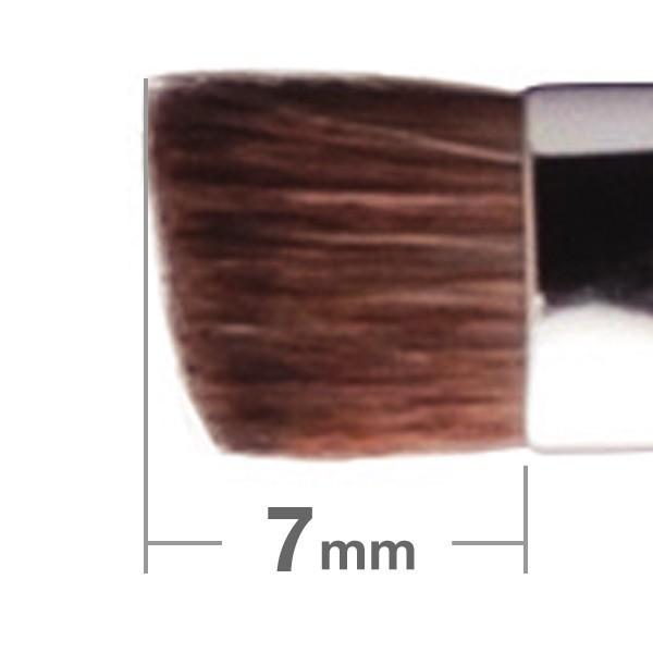 Кисть для бровей HAKUHODO Eyebrow Brush Angled J160