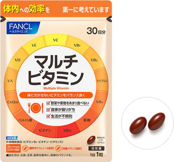Мультивитамины FANCL