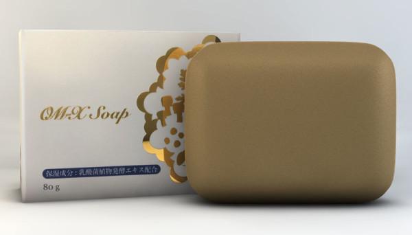 Натуральное мыло с ферментированными растительными экстрактами OM-X Soap