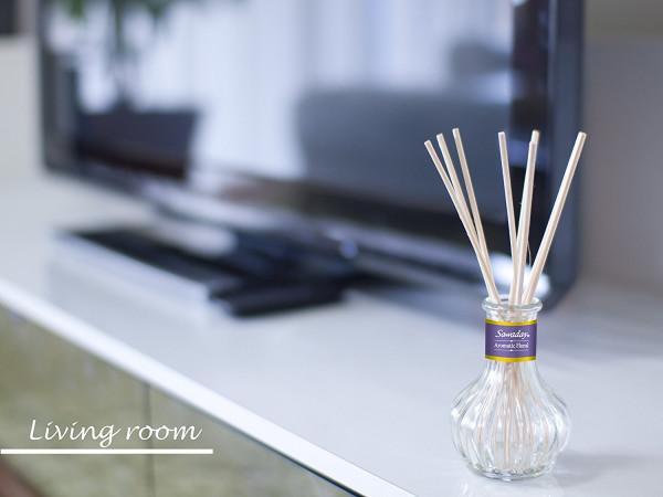 Натуральный аромадиффузор для дома Sawaday stick Aromatic Floral
