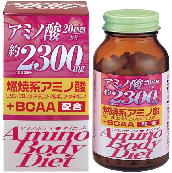 Препарат Orihiro Amino Body Diet