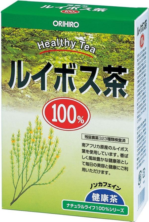 Чай ройбуш Orihiro 100% Rooibos