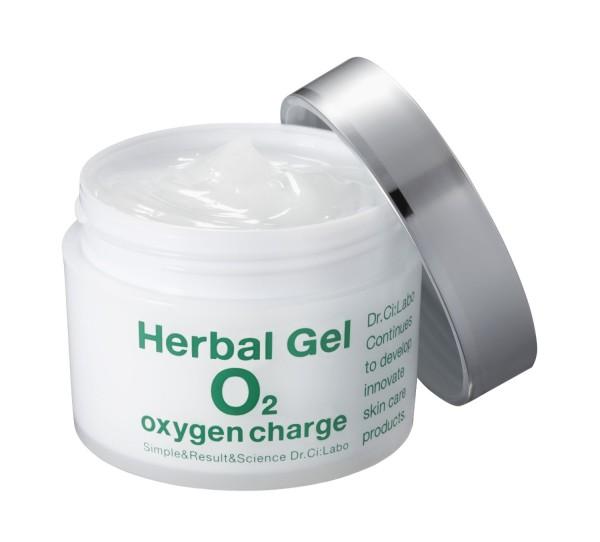 Гель Dr. Ci:Labo Herbal Gel с травами и кислородом
