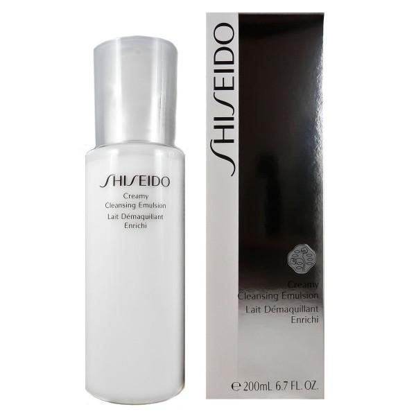 Эмульсия для снятия макияжа Shiseido Skin Care Creamy Cleansing Emulsion