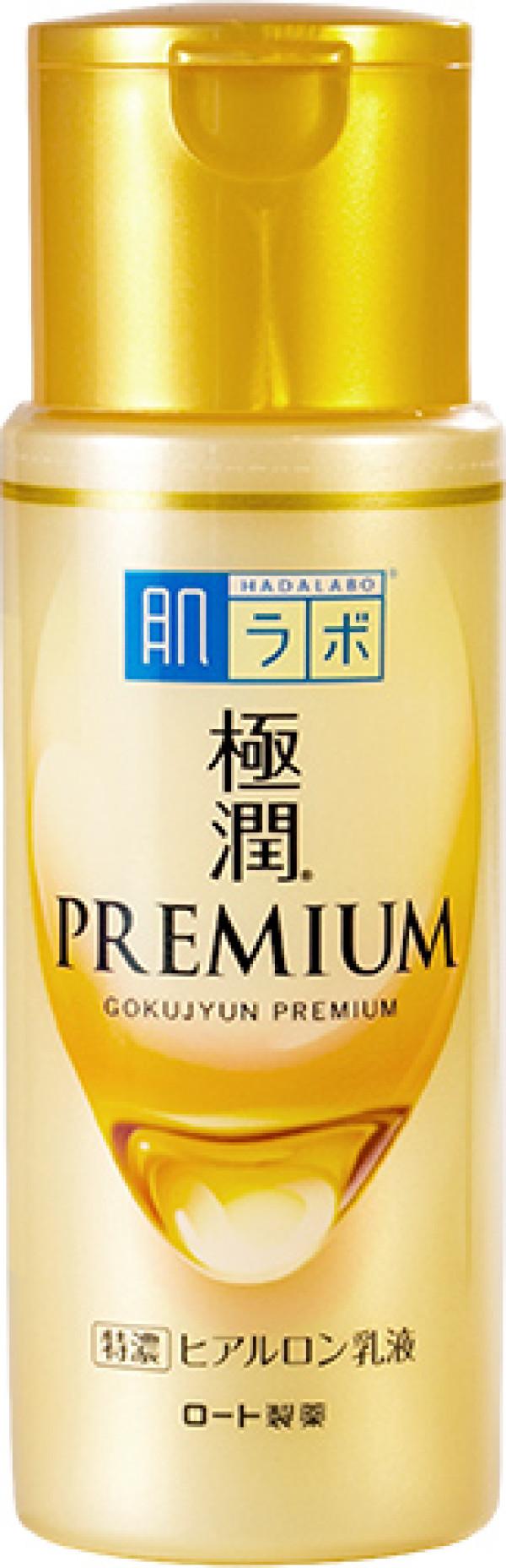 Увлажняющее молочко для лица Hada Labo Gokujyun Premium Hyaluronic Acid Milk