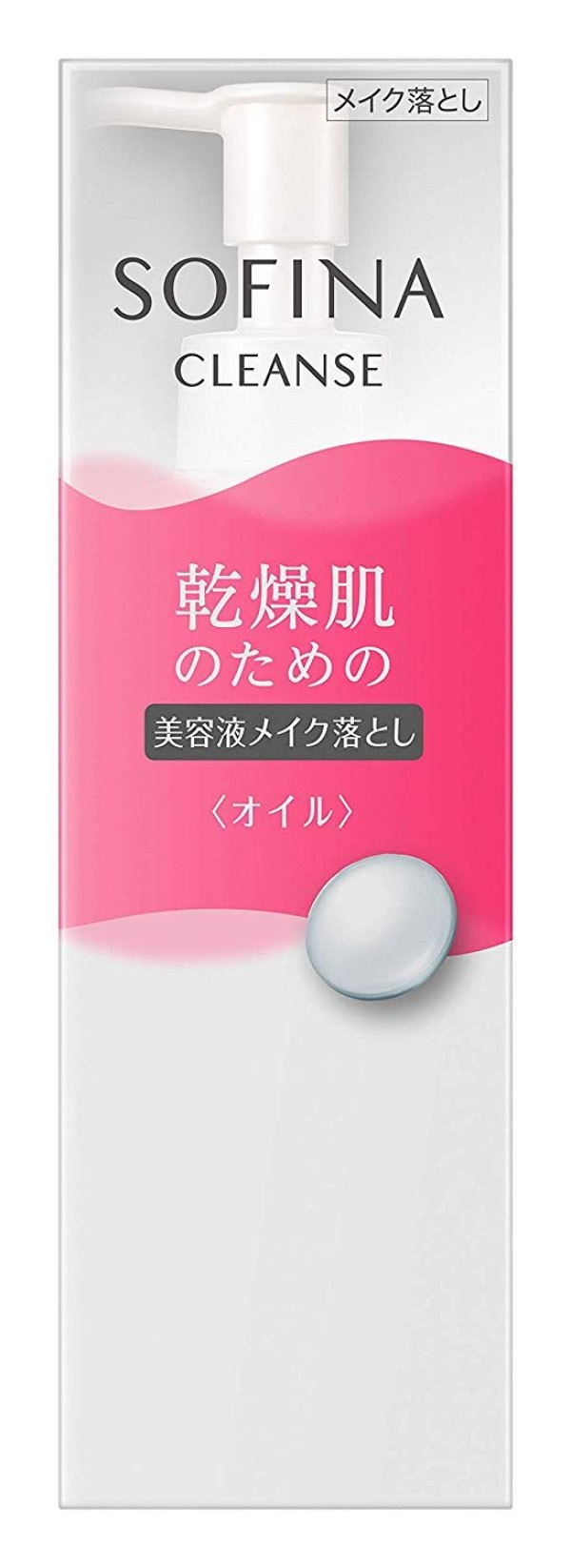 Масло для снятия макияжа Sofina Cleanse Oil Make-up Remover