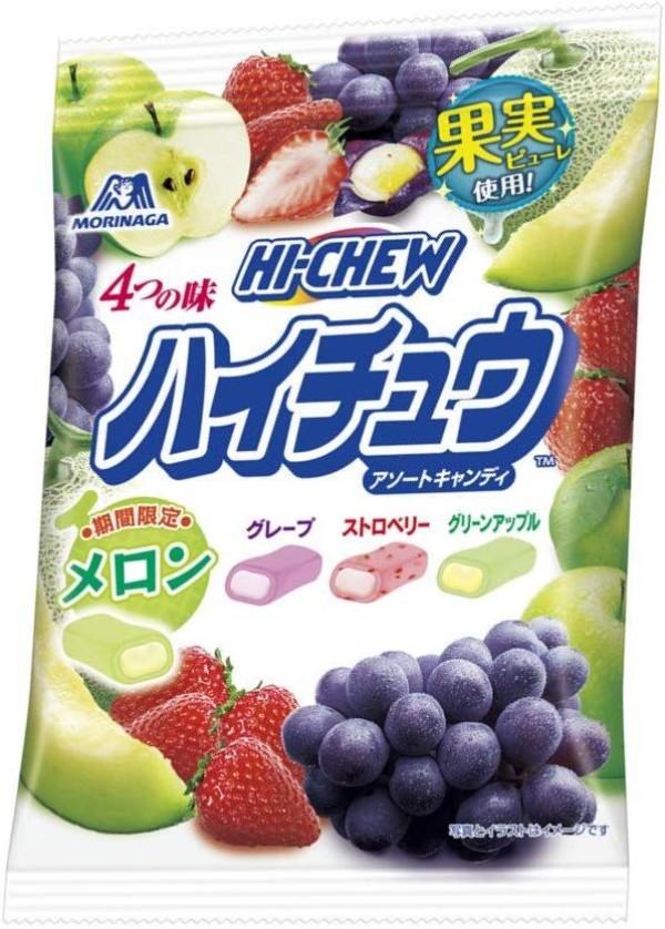 Жевательные конфеты фруктовый микс Morinaga Hi-Chew Assorted