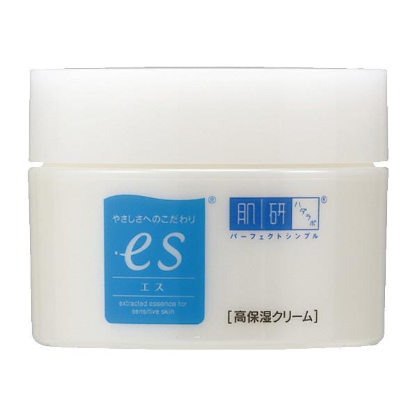 Увлажняющий крем для чувствительной кожи лица Hada Labo es Cream