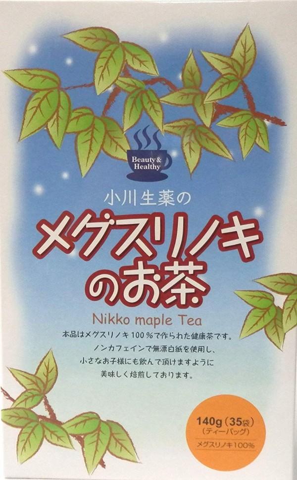 Кленовый чай для восстановления зрения Nikko Maple Tea