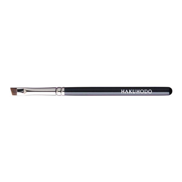 Кисть для бровей HAKUHODO Eyebrow Brush Angled J163H