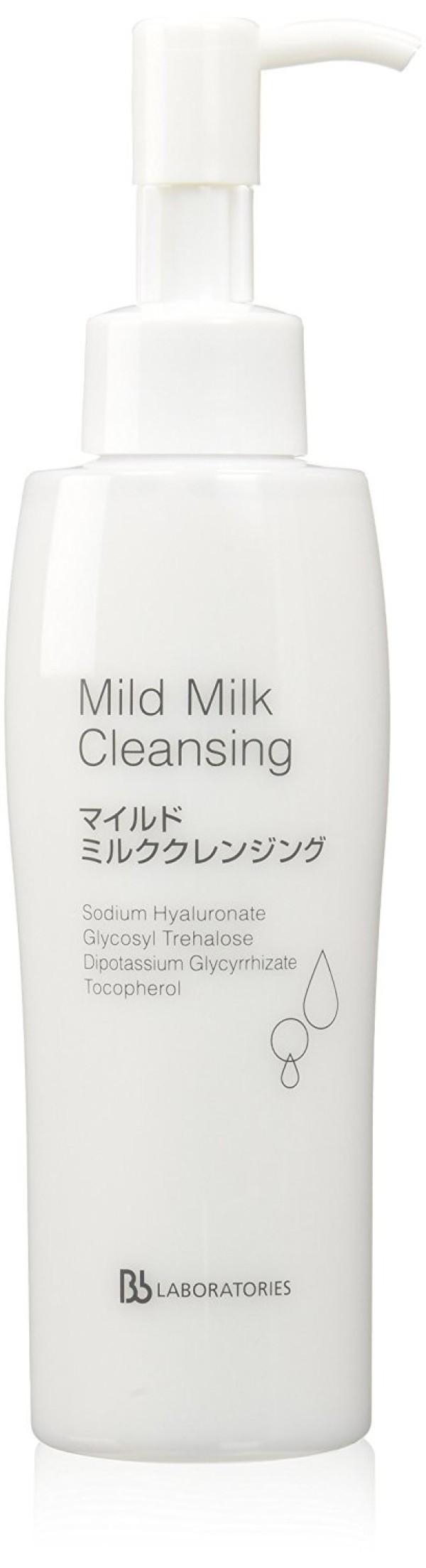Молочко для снятия макияжа Mild Milk Cleansing BB Laboratoires