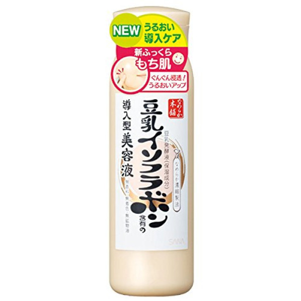 Увлажняющая сыворотка Sana Nameraka Honpo Beauty Serum Soy Milk Isoflavone