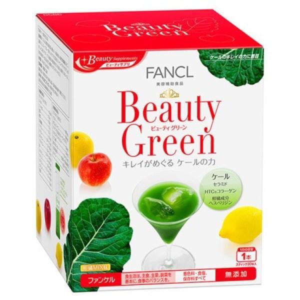 Цитрусовый аодзиру на основе экстракта капусты Кале FANCL Beauty Green