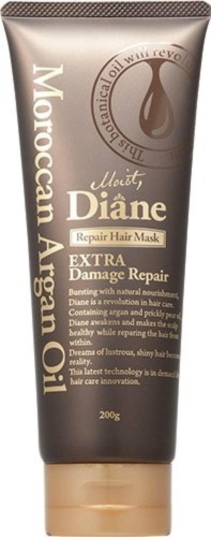 Увлажняющая маска для волос Diane EXTRA DAMAGE REPAIR с аргановым маслом