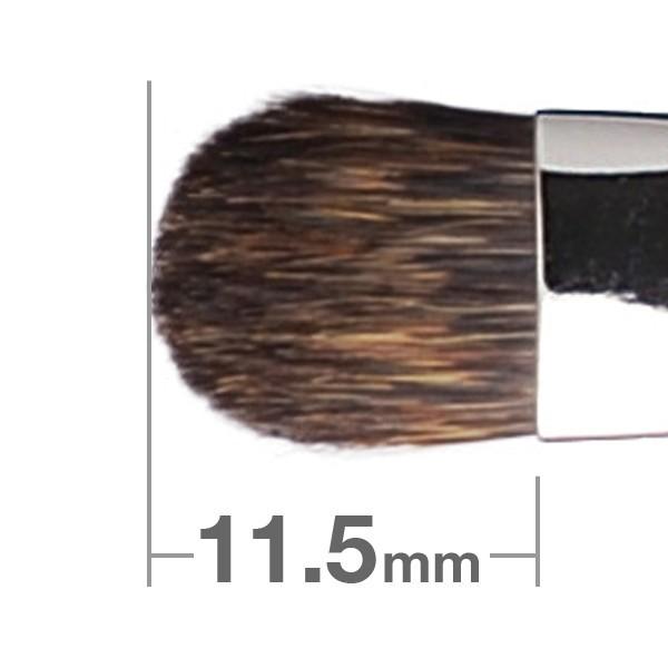 Кисть для теней HAKUHODO Eye Shadow Brush Round & Flat K004