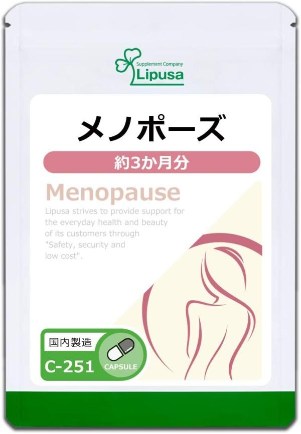 Натуральный комплекс для облегчения симптомов менопаузы Lipusa Menopause