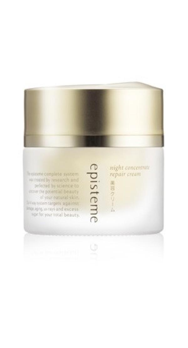Ночной концентрированный крем Episteme Night Concentrate Repair Cream