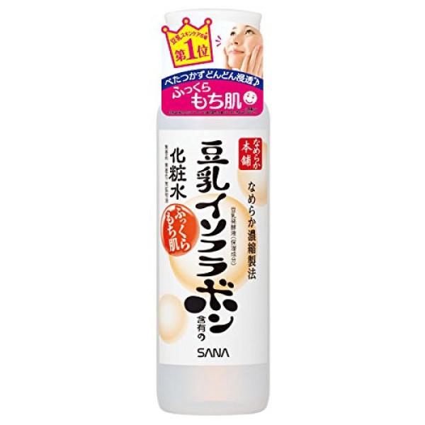Увлажняющая эмульсия Sana Nameraka Honpo Moisturizing Milky Lotion Emulsion