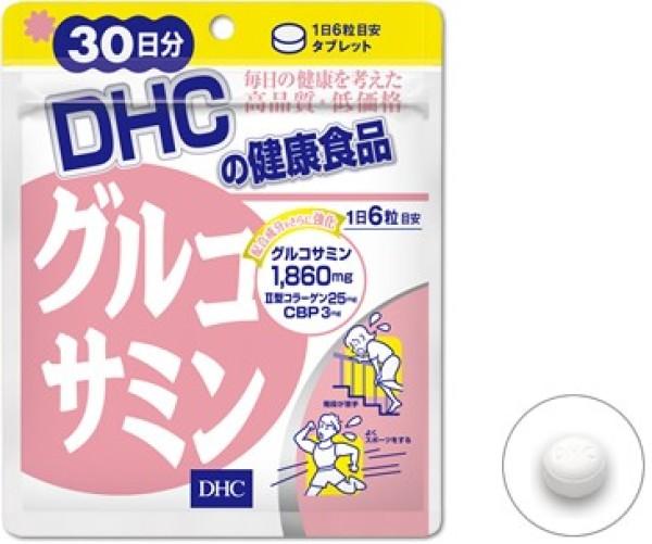 Глюкозамин DHC для здоровья суставов Glukosamin